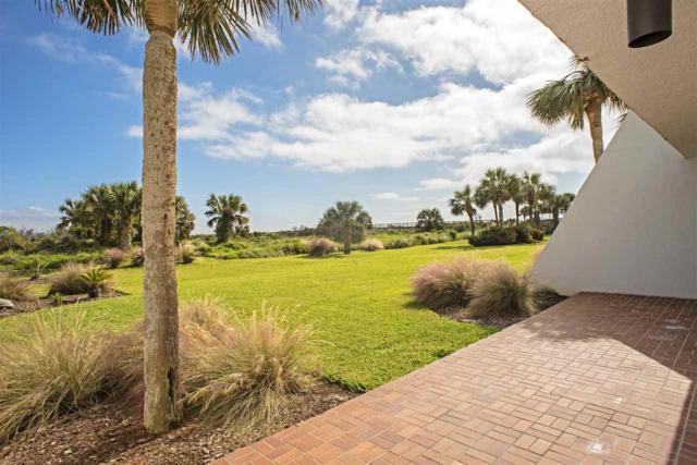 20 Dondanville Road #105 #105, St Augustine Beach, FL 32080 (MLS #182017) :: 97Park