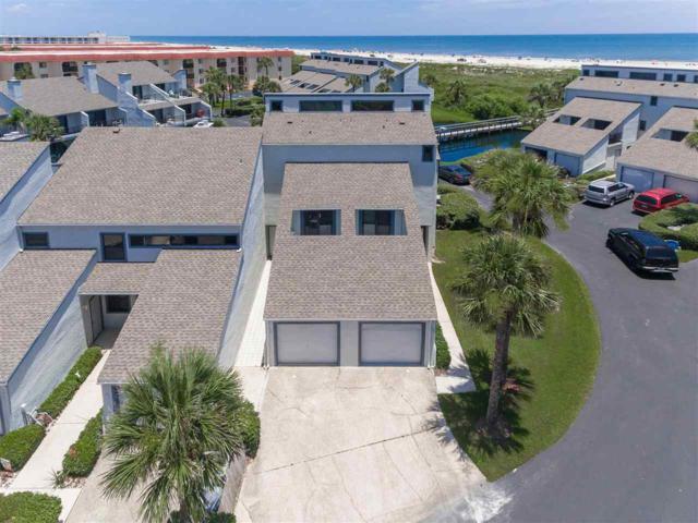 890 A1a Beach #49, St Augustine Beach, FL 32080 (MLS #182052) :: 97Park