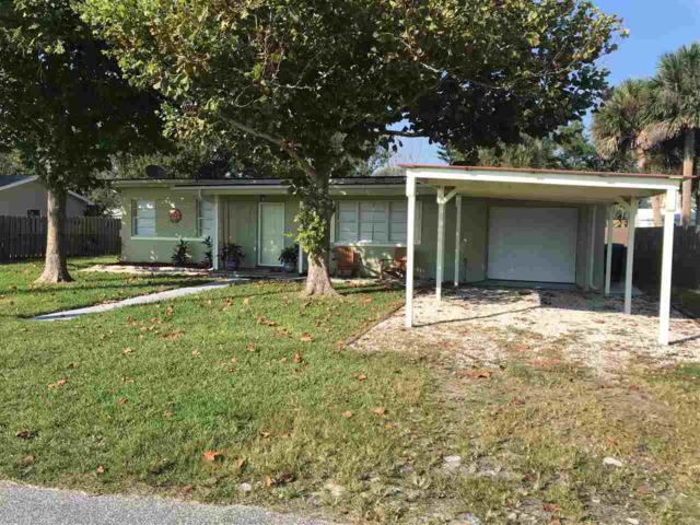 5455 1st, St Augustine Beach, FL 32080 (MLS #182068) :: Pepine Realty