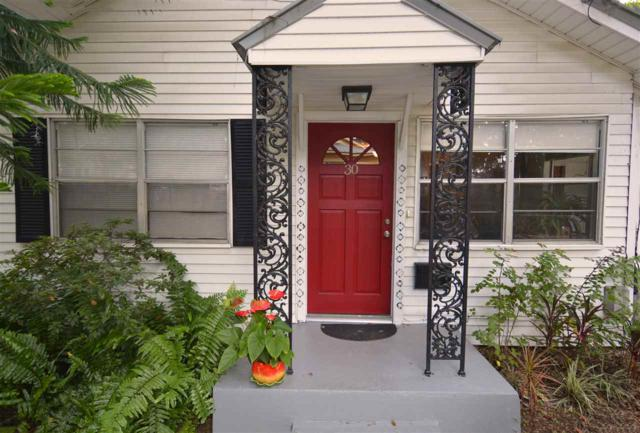 30 Arenta, St Augustine, FL 32084 (MLS #182073) :: 97Park