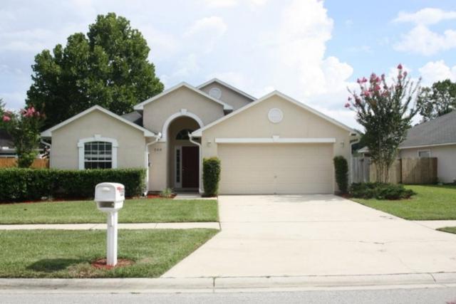 268 Johns Glen Drive, St Johns, FL 32259 (MLS #182121) :: Florida Homes Realty & Mortgage