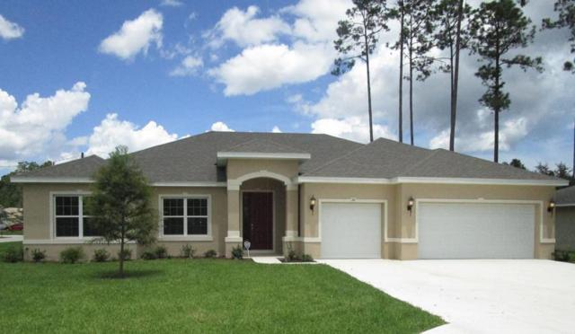 36 Essex Lane, Palm Coast, FL 32164 (MLS #182148) :: 97Park