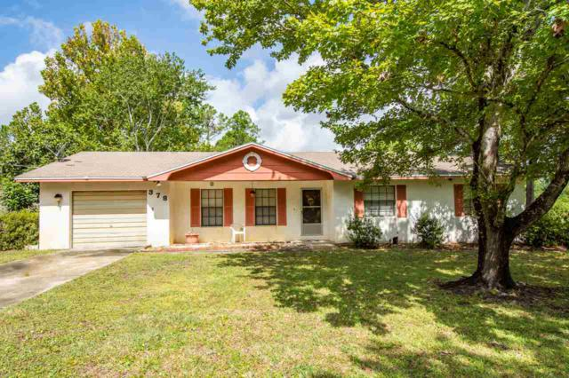 378 Circle Drive North, St Augustine, FL 32084 (MLS #182249) :: Florida Homes Realty & Mortgage