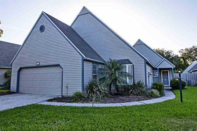 158 Ocean Hollow Lane, St Augustine, FL 32084 (MLS #182266) :: Memory Hopkins Real Estate