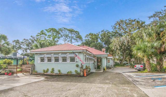 121 King Street, St Augustine, FL 32084 (MLS #182375) :: Pepine Realty