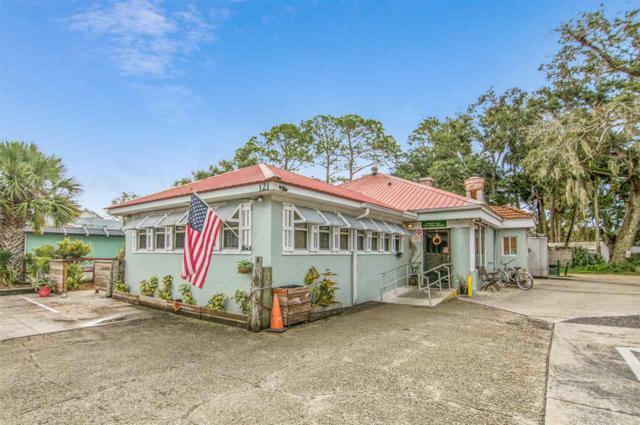 121 King Street, St Augustine, FL 32084 (MLS #182382) :: Florida Homes Realty & Mortgage