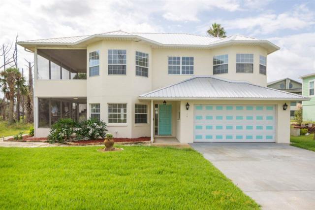 14 Flagler Drive, Palm Coast, FL 32137 (MLS #182395) :: Memory Hopkins Real Estate
