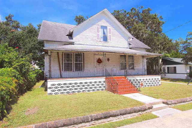 36 Cincinnati Ave., St Augustine, FL 32084 (MLS #182398) :: Pepine Realty