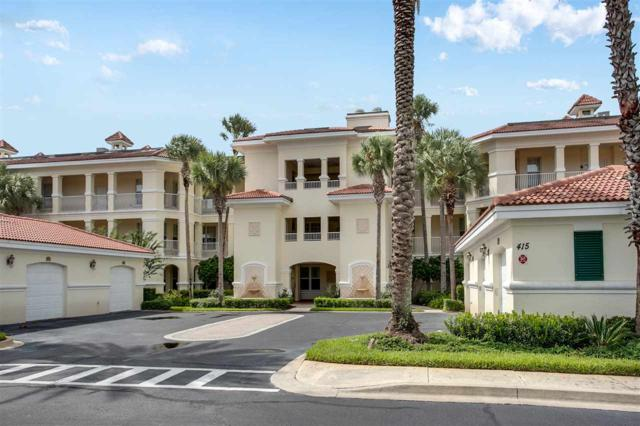 415 N Ocean Grande #205, Ponte Vedra Beach, FL 32082 (MLS #182498) :: Memory Hopkins Real Estate