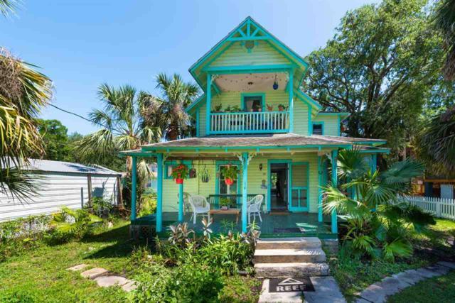 85 Duero Street, St Augustine, FL 32084 (MLS #182511) :: Tyree Tobler | RE/MAX Leading Edge