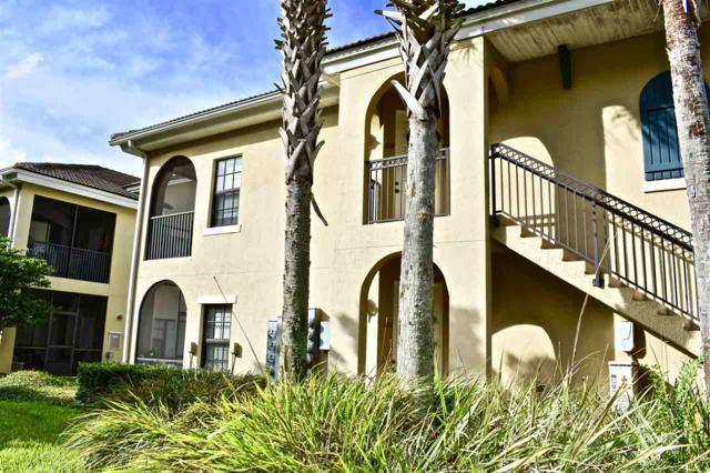 120 Calle El Jardin #201, St Augustine, FL 32095 (MLS #182564) :: Memory Hopkins Real Estate