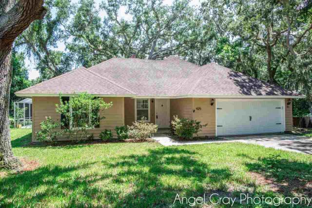 425 Ocean Drive, St Augustine, FL 32080 (MLS #182583) :: Ancient City Real Estate
