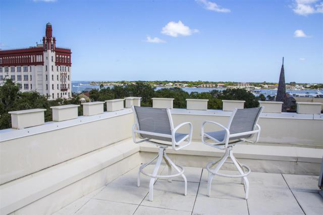 210 Saint George St. #45, St Augustine, FL 32084 (MLS #182603) :: Florida Homes Realty & Mortgage