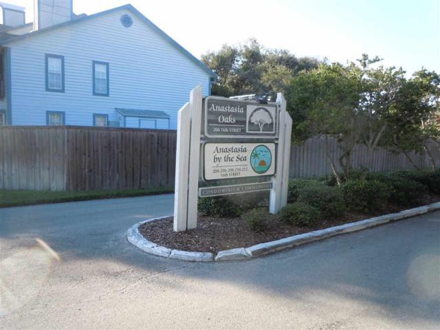 210  F 16th Street, St Augustine, FL 32080 (MLS #182650) :: 97Park