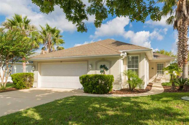 143 Raintree Circle, Palm Coast, FL 32164 (MLS #182683) :: St. Augustine Realty
