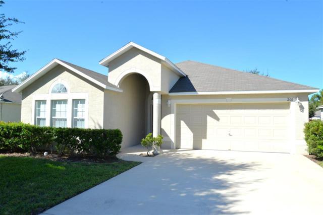 200 King Arthur Ct, St Augustine, FL 32086 (MLS #182717) :: Ancient City Real Estate