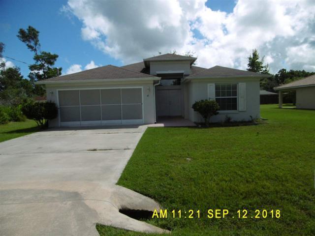 45 Rolling Fern Drive, Palm Coast, FL 32164 (MLS #182734) :: St. Augustine Realty