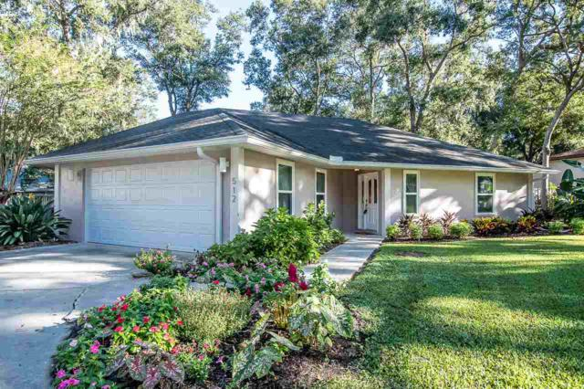 512 512 Willowbrook St., St Augustine, FL 32086 (MLS #182752) :: Memory Hopkins Real Estate