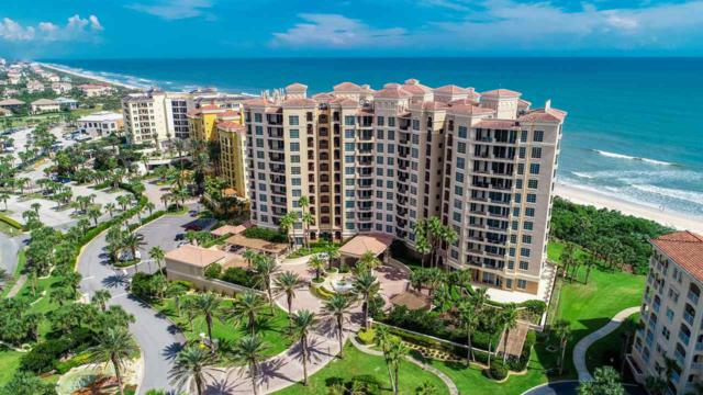7 Avenue De La Mer #801, Palm Coast, FL 32137 (MLS #182803) :: Noah Bailey Real Estate Group