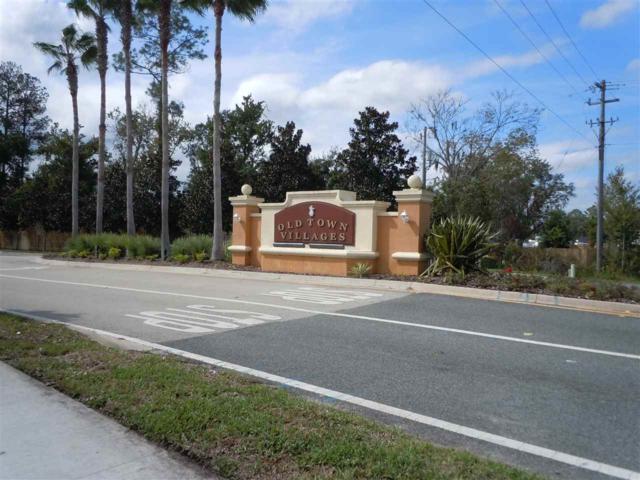 285 Old Village Center Circle 5203, St Augustine, FL 32084 (MLS #182826) :: Memory Hopkins Real Estate