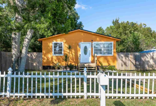 570 Thomas, St Augustine, FL 32084 (MLS #182928) :: Memory Hopkins Real Estate