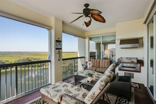 435 N Ocean Grande #302, Ponte Vedra Beach, FL 32082 (MLS #182941) :: Memory Hopkins Real Estate