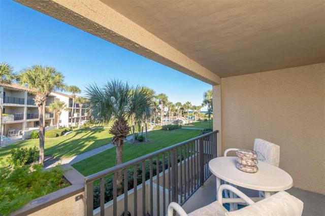 850 A1a Beach Blvd #10, St Augustine Beach, FL 32080 (MLS #182965) :: Memory Hopkins Real Estate