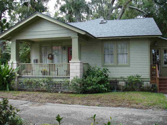 16-1/2 Carrera Street, St Augustine, FL 32084 (MLS #183076) :: Florida Homes Realty & Mortgage