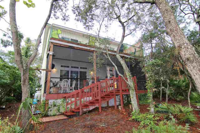 3336 Lewis Speedway, St Augustine, FL 32084 (MLS #183079) :: Florida Homes Realty & Mortgage