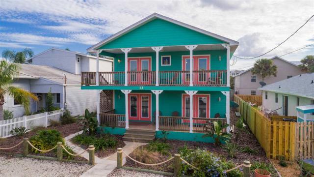 13 D Street, St Augustine, FL 32080 (MLS #183095) :: Memory Hopkins Real Estate