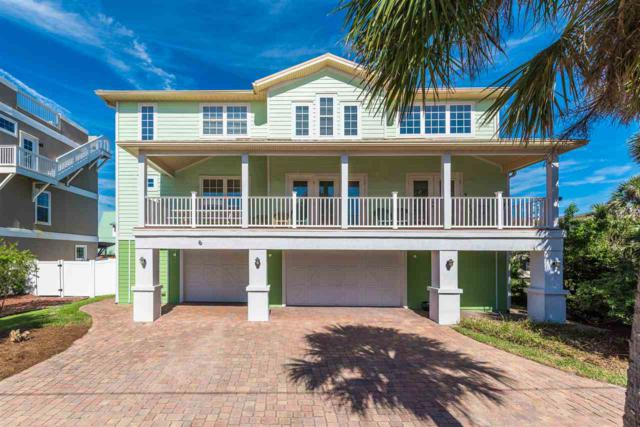 6 12th Street, St Augustine Beach, FL 32080 (MLS #183123) :: Pepine Realty
