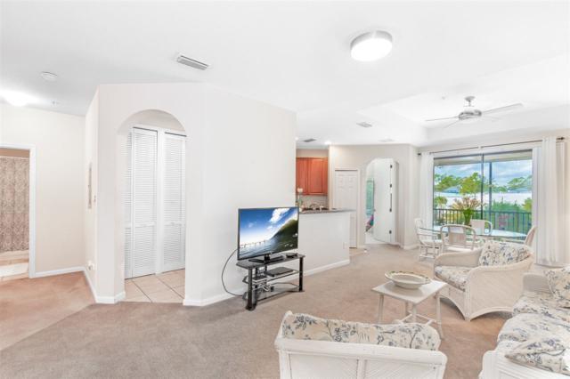 405 La Travesia Flora #202 #202, St Augustine, FL 32095 (MLS #183126) :: Memory Hopkins Real Estate
