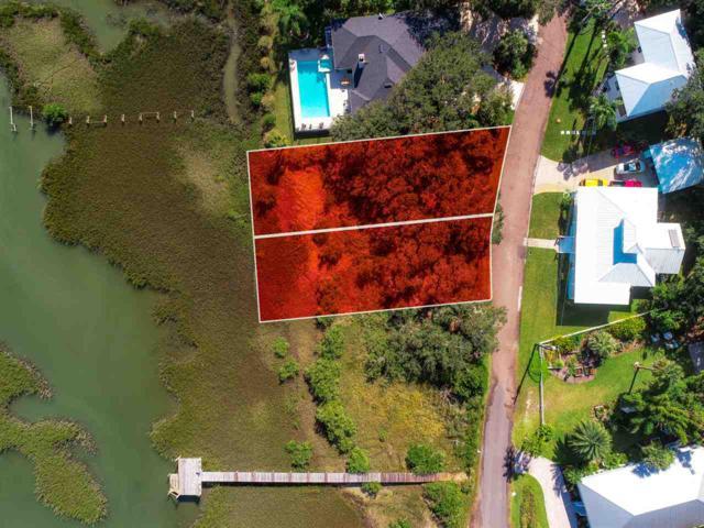 0 Seminole Drive, St Augustine, FL 32084 (MLS #183147) :: Florida Homes Realty & Mortgage