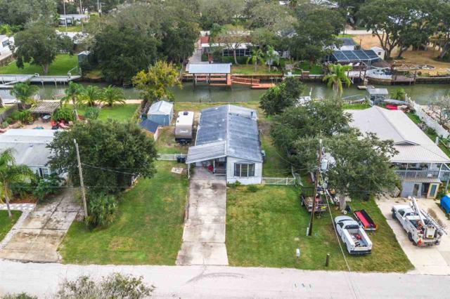 6326 Salado Rd, St Augustine, FL 32080 (MLS #183257) :: Memory Hopkins Real Estate