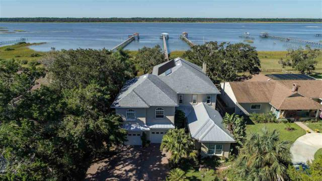 5389 Riverview Drive, St Augustine, FL 32080 (MLS #183263) :: Pepine Realty