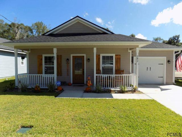 282 N Peachtree St, Hastings, FL 32145 (MLS #183315) :: Pepine Realty