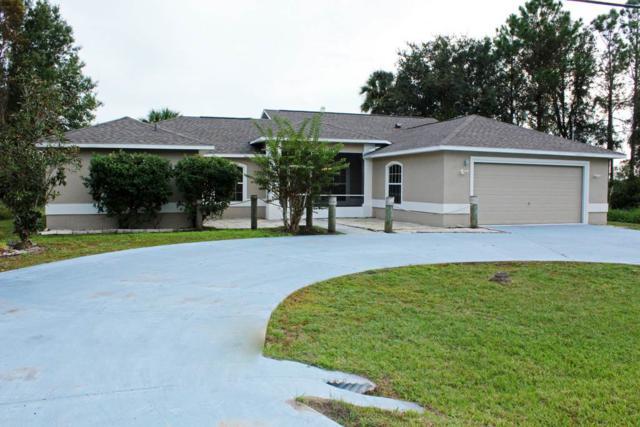 22 Lindsay Drive, Palm Coast, FL 32137 (MLS #183365) :: Florida Homes Realty & Mortgage