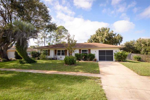 449 Domenico Circle, St Augustine, FL 32086 (MLS #183408) :: Memory Hopkins Real Estate