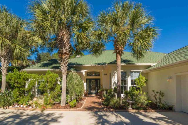 144 Herons Nest Lane, St Augustine, FL 32080 (MLS #183477) :: Memory Hopkins Real Estate