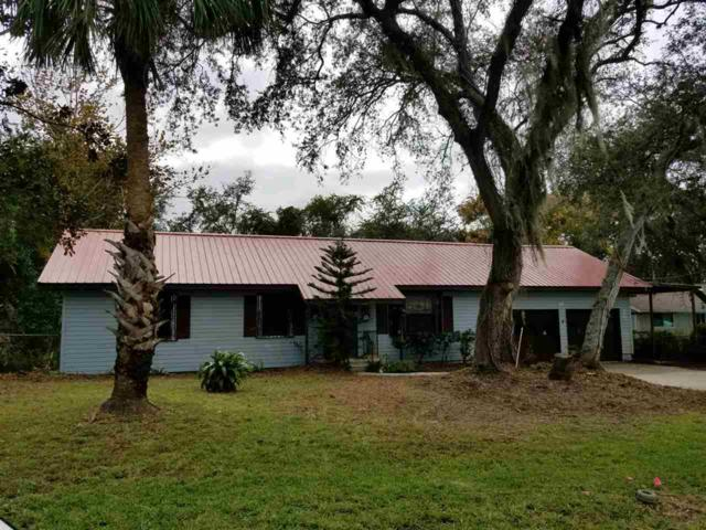 406 Gentian Rd, St Augustine, FL 32086 (MLS #183605) :: Florida Homes Realty & Mortgage