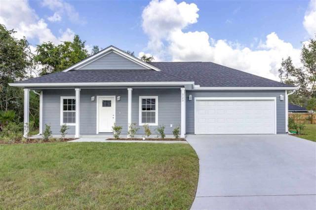 313 Segovia Rd, St Augustine, FL 32086 (MLS #183623) :: Memory Hopkins Real Estate
