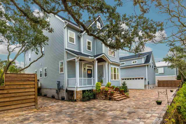 30 Seminole Drive, St Augustine, FL 32084 (MLS #183676) :: Ancient City Real Estate