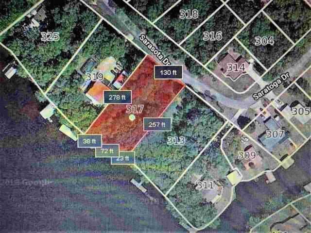 317 Saratoga Dr, Satsuma, FL 32189 (MLS #183732) :: Memory Hopkins Real Estate