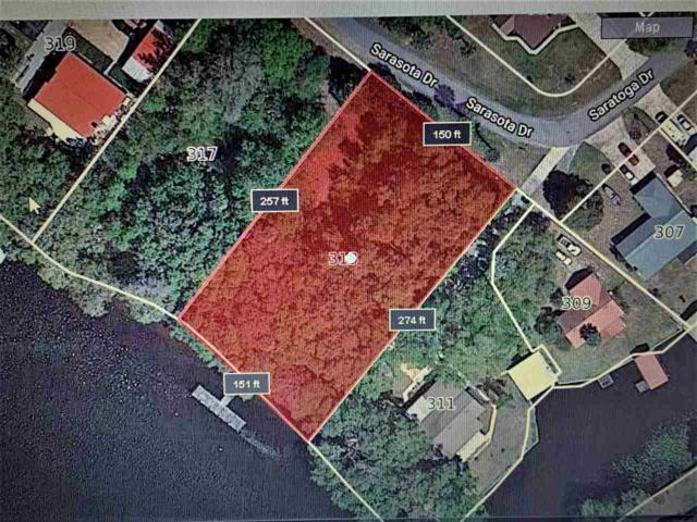 313 Saratoga Dr, East Palatka, FL 32189 (MLS #183733) :: Memory Hopkins Real Estate