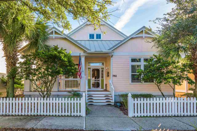 792 Ocean Palm Way, St Augustine, FL 32080 (MLS #183875) :: Ancient City Real Estate
