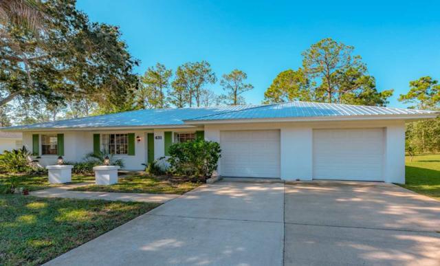 431 Sevilla Drive, St Augustine, FL 32086 (MLS #183973) :: Ancient City Real Estate
