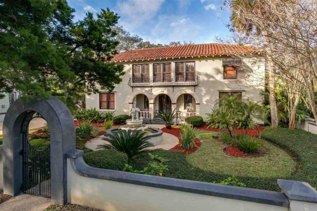 126 Marine Street, St Augustine, FL 32084 (MLS #183990) :: Tyree Tobler | RE/MAX Leading Edge