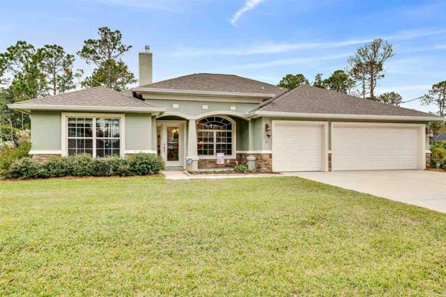 41 Riverview Dr, Palm Coast, FL 32164 (MLS #184007) :: Home Sweet Home Realty of Northeast Florida