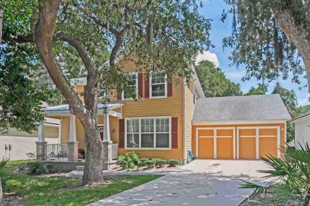 864 Tides End Dr, St Augustine, FL 32080 (MLS #184056) :: Ancient City Real Estate