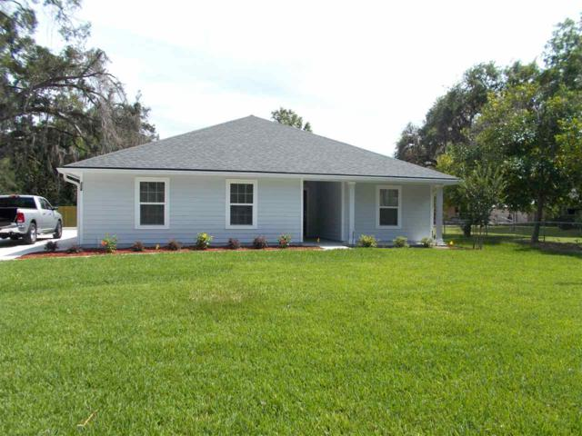 116 Seminolie, St Augustine, FL 32086 (MLS #184105) :: Ancient City Real Estate
